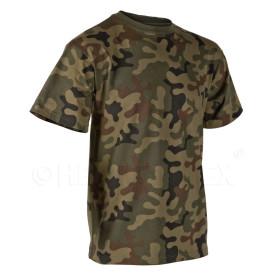 Helikon T-shirt - PL Woodland wz. 93
