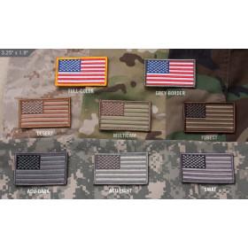 Mil-Spec Monkey Morale Patch - US Flag