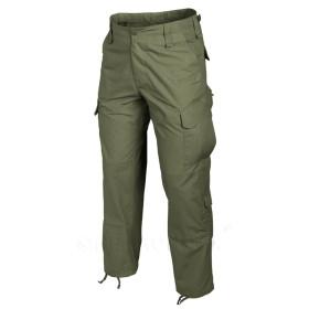 Trousers CPU Combat Patrol Uniform Helikon Olive Green