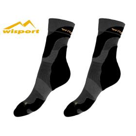 Wisport Summer Socks CoolMax - Black