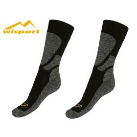 Wisport Winter Socks - Black