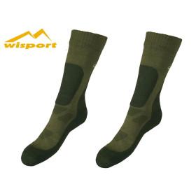 Wisport Universal Socks - Olive