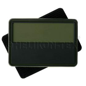 Helikon PVC Polish Flag Velcro Patches 2 pcs - Olive/Black