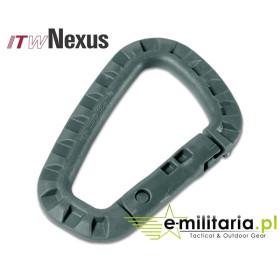 ITW Nexus Tac Link Carabineer - Foliage