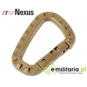 ITW Nexus Tac Link Carabineer - Tan
