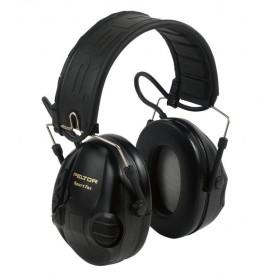 3M Peltor SportTac Electronic Earmuffs - Black