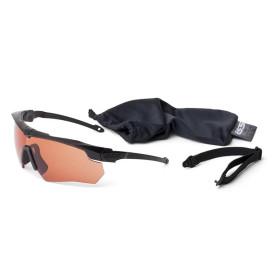 Okulary ESS - Crossbow Suppressor One - Bursztynowe - 740-0472