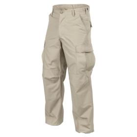 Helikon BDU Trousers - Rip-Stop 100% Cotton - Beige / Khaki