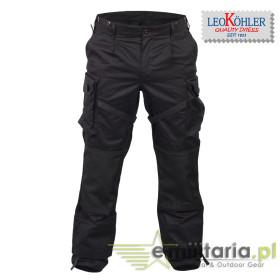 Leo Köhler KSK Combat Pants - Black