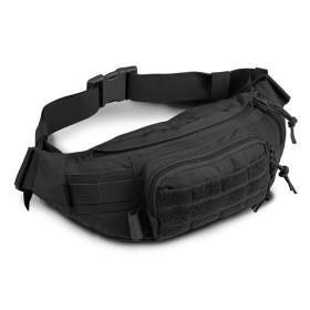 Wisport Gekon Waist Pack - Black