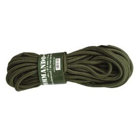 Mil-Tec Commando Rope 9 mm - Olive