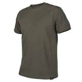 Helikon TopCool Tactical T-Shirt - Olive Green