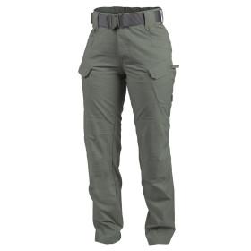 Helikon Women's UTP Trousers  Rip-Stop - Olive Drab