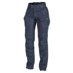 Helikon Women's UTP Trousers  Jeans - Denim Blue