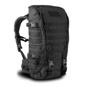 Wisport ZipperFox Backpack -  Black