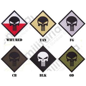 Combat-ID IR/IFF Patch Gen. 1 - Punisher H4