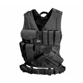 Tactical Vest Condor Crossdraw Black (CV-002)
