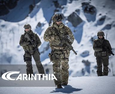 Profesjonalna odzież ocieplana Carinthia