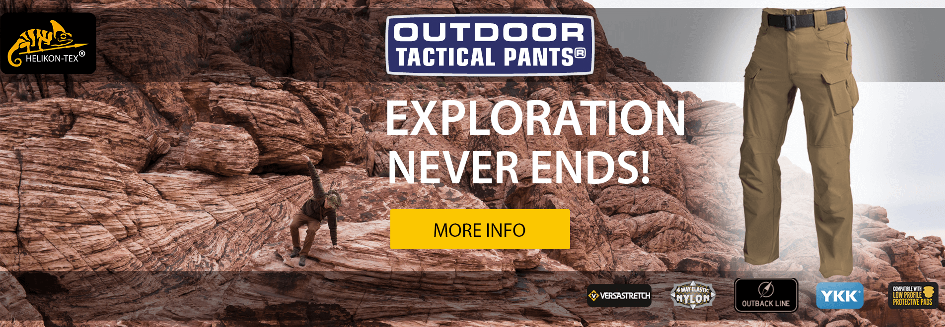 Spodnie Helikon OTP Outdoor Tactical Pants